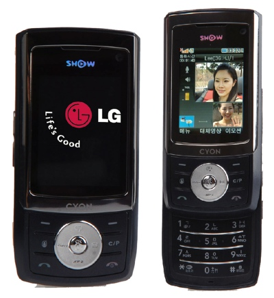 LG KTF KH1300 HSDPA