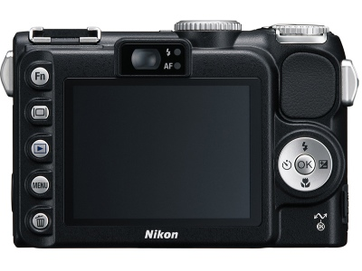 Nikon CoolPix P5000 10 Megapixel Digital Camera