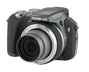 Olympus CAMEDIA SP-550UZ
