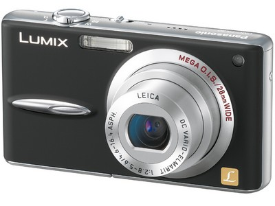 Panasonic Lumix DMC-FX30