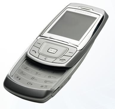 Samsung SGH-E830 Slider