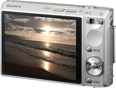 Sony Cyber-Shot DSC-T100 Digital Camera