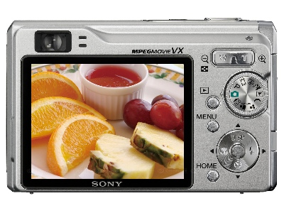 Sony DSC-W90 digital camera