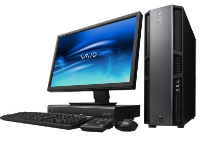 Sony VAIO VGC-RM1 -  HD Video Editing System