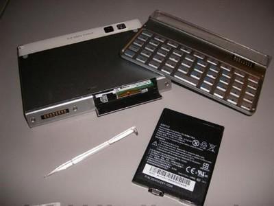 T-Mobile Ameo/HTC Athena/Dopod U1000