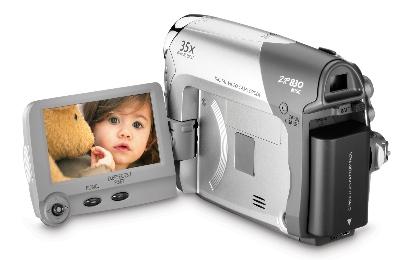 Canon ZR830 MiniDV