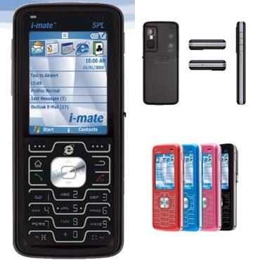 i-mate SPL WM5 Smartphone