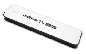 iLuv IM-1ST002U/W USB TV Tuner for Mac
