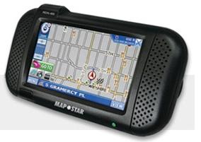 Map-Star GPS Navigator