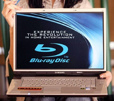 Samsung M55 Laptop  Blu-ray