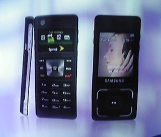 Samsung m620 for Sprint - CDMA F300