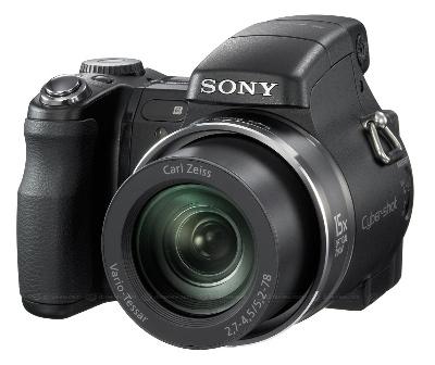 Sony Cyber-Shot DSC-H9, DSC-H7