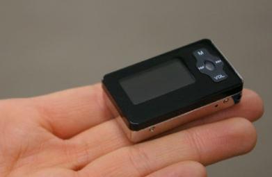 Tomato Mini MP3 Player