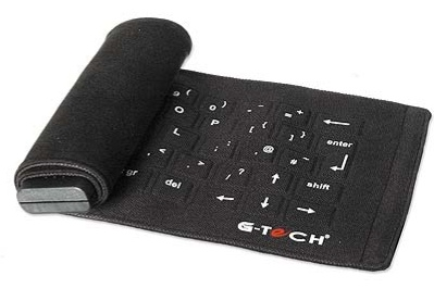 CyberGuys Smart Fabric Keyboard