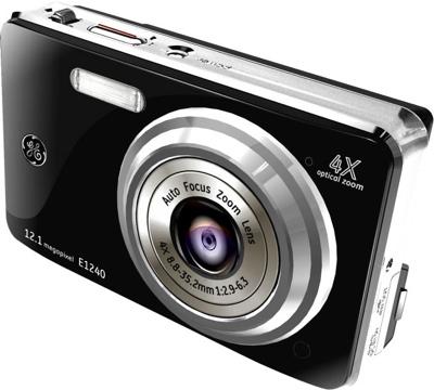 General Electric (GE) E1240 Camera