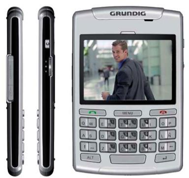 Grundig B700 Linux Smartphone