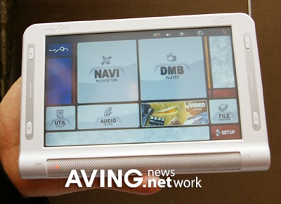 Hyoncorp XENT Multimedia Navigator