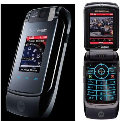 Motorola MOTORAZR maxx Ve