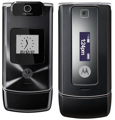 Motorola W395, W385