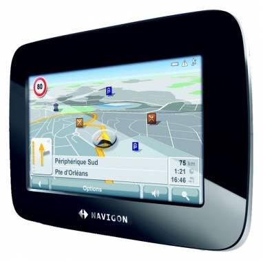 Navigon 5100 / 7100 GPS devices