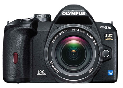 Olympus E510 DSLR