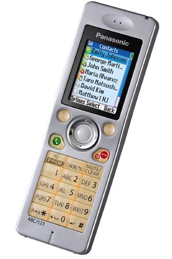 Panasonic KX-WP1050 WiFi-Phone