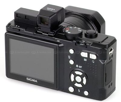 Sigma DP1 Digital Camera