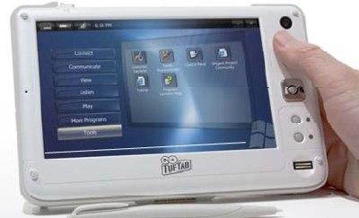 TabletKiosk Sahara TufTab i310XT , eo TufTab v7112XT