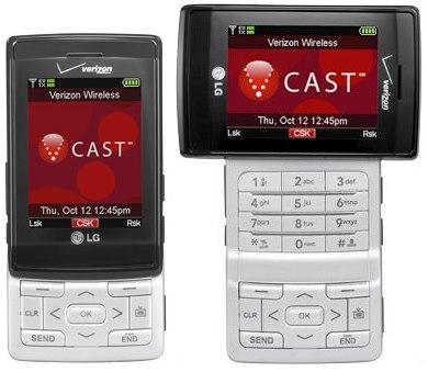 Verizon LG VX9400