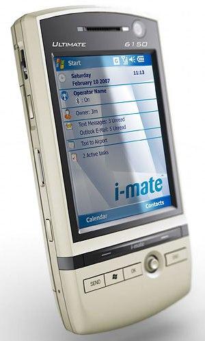 i-mate Ultimate 6150 PDA Phone