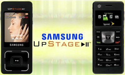 SAMSUNG/Sprint Upstage