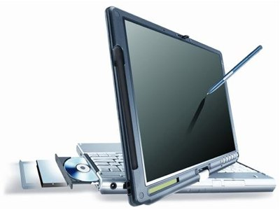 Fujitsu T4020 Tablet Pc