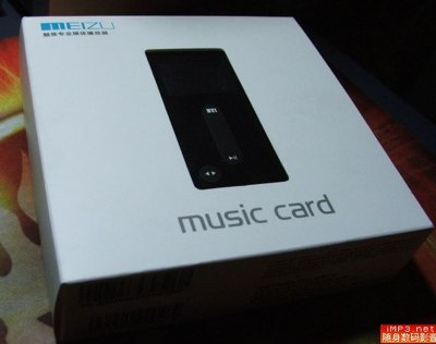 Meizu M3 Music Card