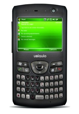 UBiQUiO 503G WM6 PDA Phone