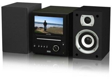 Yamada HTV-200XU boombox