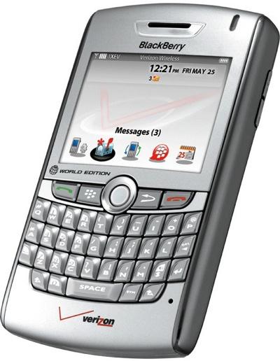 BlackBerry 8830 Smartphone