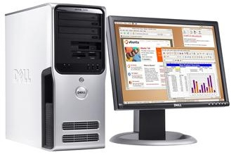 Dell Linux Desktop