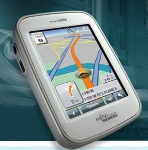 Fujitsu-Siemens Pocket LOOX N100