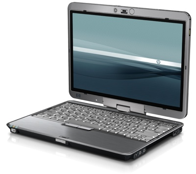 HP Compaq 2510p and 2710p