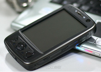 O2 Flame PDA Phone