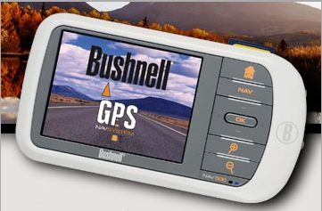 Bushnell NAV500 GPS Device