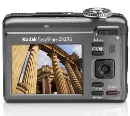 Kodak EasyShare Z1275 Zoom Digital Camera
