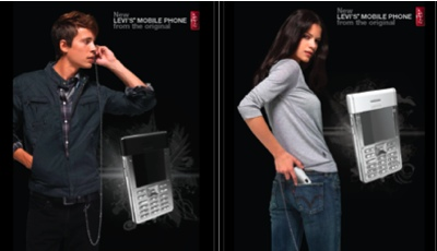 Levi's Mobile Phone