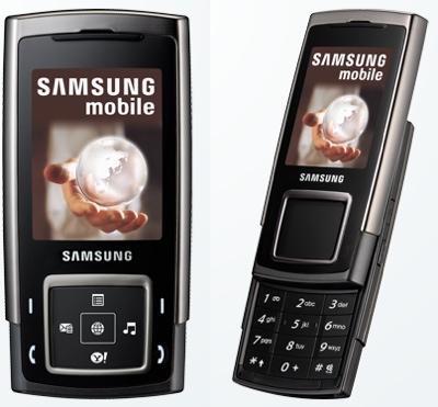 Samsung SGH-E950 Mobile Phone