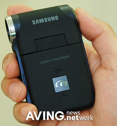 Samsung VM-X300 Sport Camcorder