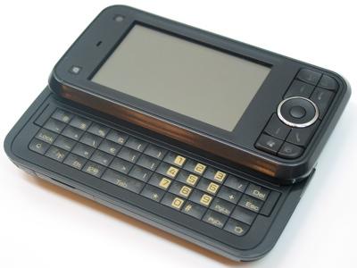 Softbank Toshiba X01T 3G PDA phone
