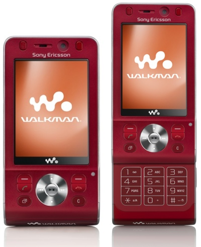 Sony Ericsson W910i Walkman Phone
