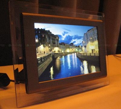 Toshiba Tekbright 7 Digital Photo Frame