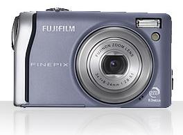 FujiFilm FinePix F45fd Camera