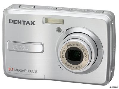 Pentax Optio E40 Camera